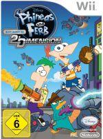 Alle Infos zu Phineas und Ferb: Quer durch die 2. Dimension (Wii)