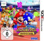 Alle Infos zu Mario & Sonic bei den Olympischen Spielen: London 2012 (3DS)