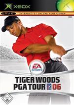 Alle Infos zu Tiger Woods PGA Tour 06 (XBox)