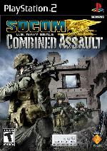 Alle Infos zu SOCOM: US Navy SEALs - Combined Assault (PlayStation2)