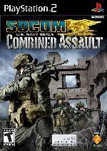 Alle Infos zu SOCOM: US Navy SEALs - Combined Assault (PlayStation2)