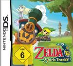 Alle Infos zu The Legend of Zelda: Spirit Tracks (NDS)