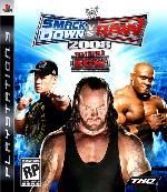 Alle Infos zu WWE SmackDown vs. Raw 2008 (PlayStation3)