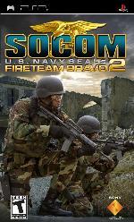 Alle Infos zu SOCOM: US Navy SEALs - Fireteam Bravo 2 (PSP)