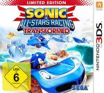 Alle Infos zu Sonic & All-Stars Racing: Transformed (3DS)