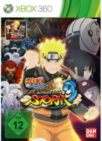 Alle Infos zu Naruto Shippuden: Ultimate Ninja Storm 3 (360)