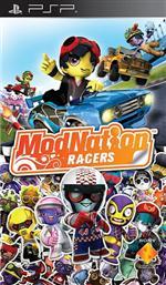 Alle Infos zu ModNation Racers (PSP)