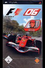 Alle Infos zu F1 06 (PSP)