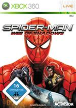 Alle Infos zu Spider-Man: Web of Shadows (360,PC,PlayStation3,Wii)