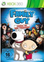 Alle Infos zu Family Guy: Zurück ins Multiversum (360,PlayStation3)