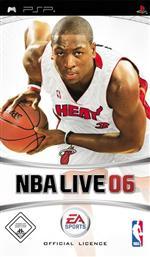 Alle Infos zu NBA Live 06 (PSP)
