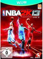 Alle Infos zu NBA 2K13 (Wii_U)