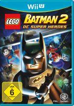 Alle Infos zu Lego Batman 2: DC Super Heroes (Wii_U)