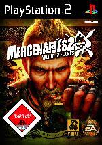 Alle Infos zu Mercenaries 2: World in Flames (PlayStation2)