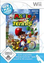 Alle Infos zu Mario Power Tennis - New Play Control! (Wii)