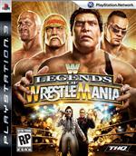 Alle Infos zu WWE Legends of WrestleMania (PlayStation3)