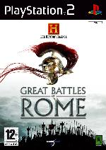 Alle Infos zu Great Battles of Rome (PlayStation2)