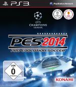 Alle Infos zu Pro Evolution Soccer 2014 (PlayStation3)