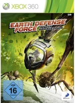 Alle Infos zu Earth Defense Force: Insect Armageddon (360)