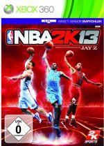 Alle Infos zu NBA 2K13 (360,PC,PlayStation3)