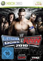 Alle Infos zu WWE SmackDown vs. Raw 2010 (360,PlayStation2,PlayStation3,PSP,Wii)