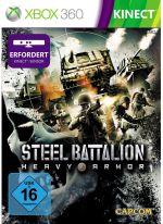 Alle Infos zu Steel Battalion: Heavy Armor (360)