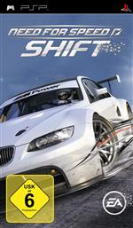 Alle Infos zu Need for Speed: Shift (PSP)