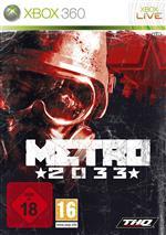 Alle Infos zu Metro 2033 (360,PC)