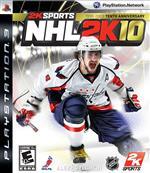 Alle Infos zu NHL 2K10 (PlayStation3)
