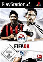 Alle Infos zu FIFA 09 (PlayStation2)