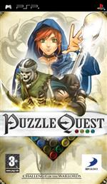 Alle Infos zu Puzzle Quest: Challenge of the Warlords (PSP)