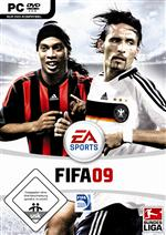 Alle Infos zu FIFA 09 (PC)