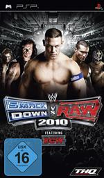 Alle Infos zu WWE SmackDown vs. Raw 2010 (PSP)