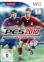 Alle Infos zu Pro Evolution Soccer 2010 (Wii)