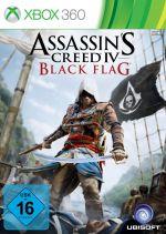 Alle Infos zu Assassin's Creed 4: Black Flag (360)