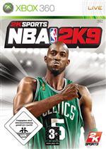 Alle Infos zu NBA 2K9 (360,PC,PlayStation3)