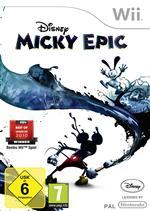 Alle Infos zu Micky Epic (Wii)