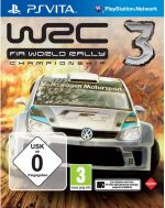Alle Infos zu WRC 3 - FIA World Rally Championship (PS_Vita)