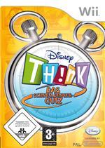 Alle Infos zu Disney Th!nk: Das Schnelldenker-Quiz (Wii)