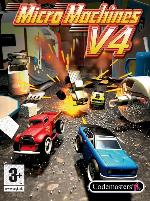 Alle Infos zu Micro Machines V4 (PSP)