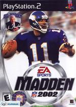 Alle Infos zu Madden NFL 2002 (PlayStation2)