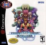 Alle Infos zu Phantasy Star Online (Dreamcast)