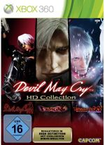 Alle Infos zu Devil May Cry: HD Collection (2012) (360)
