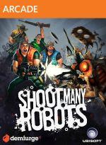 Alle Infos zu Shoot Many Robots (360)