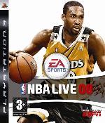 Alle Infos zu NBA Live 08 (PlayStation3)