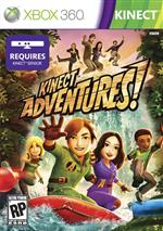 Alle Infos zu Kinect Adventures! (360)
