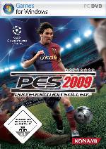 Alle Infos zu Pro Evolution Soccer 2009 (360,PC,PlayStation3)
