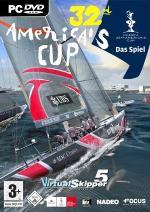 Alle Infos zu Virtual Skipper 5: America's Cup 32 (PC)