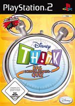 Alle Infos zu Disney Th!nk: Das Schnelldenker-Quiz (PlayStation2)