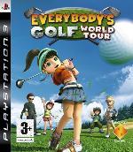 Alle Infos zu Everybody's Golf: World Tour (PlayStation3)